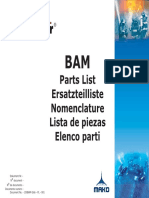 BAM Parts List French-German Rev 1