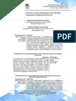 Compartimentação e Caracterização Das Unidades de Paisagem Do Seridó Potiguar