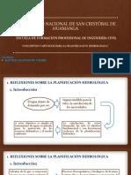 Conceptos y Metodos Para La Planificacion Hidraulica