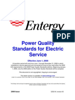 Power Quality Standards