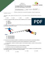 Examen de Ciencias II