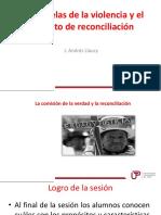 U3_S6_2.Las secuelas de la violencia y el proyecto de reconciliaci≤n