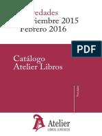 Catalogo No Veda Des Febre Ro 2016