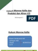 195425172 Hukum Monroe Kellie Dan Produksi Dan Aliran LCS