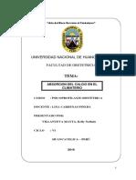 Absorcion de Calcio en El Climaterio Monografias Unh