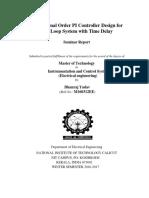 seminar report latest dhanraj.docx