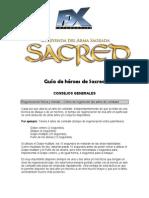 Guia de Heroes de Sacred