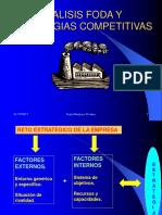 Analisis Foda y Estrategias Competitivas (1)