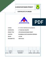 Cover Dokumen Vendor