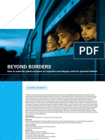 UNICEF Beyond Borders Nov 2017