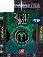 Dragonstar - D20 [FFG] - BOOK - Galactic Races (Oef)