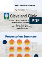 Cleveland Hospital Service Marketing