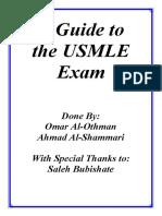 A Guide to the USMLE Exam