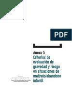Pauta de severidad de daño por Maltrato, negligencia y ASI.pdf