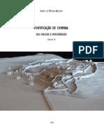 VOLUME III_Fortificação de Coimbra _ Das Origens à Modernidade