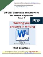 Part9 Q a Marine Engineer