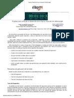 Lecturas_ Educación Física y Deportes, Revista Digital 2