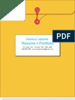 J.Laplante Resume + Portfolio