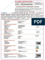 ELearning Subjects of Electrical Engg
