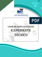 Curso de Especialización Exped. Tecnico