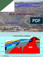 Geologia de Minass