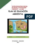 Plan de Educación Ambiental 2.017