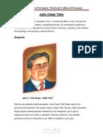 Historiadores Peruanos -Sebastian