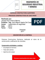 Procesos Constructivos de Casco Rojo