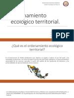 Ordenamiento Ecológico Territorial