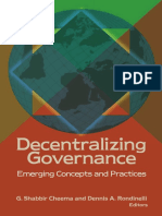 (1) Decentralizing Government Rondinelli.pdf