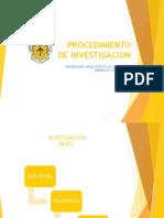 Procedimieno de Investigacion, Tesis Ppt[2]