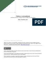 REIS, Fábio Wanderley. Política e racionalidade problemas de teoria e método de uma sociologia crítica da política. 2010..pdf