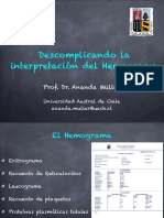 Interpretacion Hemograma Resumido Copia