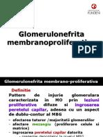 GN Membranoproliferativa