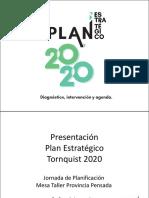 Presentacion Plan 2020 30Nov 2017