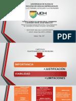 DIAPOSITIVAS TESIS II CALIDAD DE SERVICIO EN LA SATISFACCIÓN DEL CONSUMIDOR EN  EL RESTAURANT ORIENTAL JAA MAY HUÁNUCO 2017