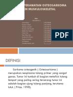 (4) Osteosarcoma.pptx