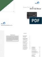 BG101 Manual