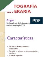 ICA Reglas Ortograficas