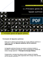 Princípios Gerais Da Ligação Química
