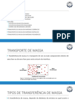 Transporte de Massa