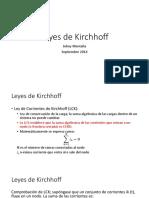 070 Leyes de Kirchhoff