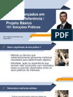 101 Soluções Tr e Projeto Básico 2017