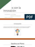 Fracasos Con La Innovación