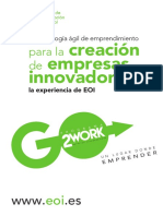 Informe Metodologia Emprendiento Web