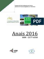 Anais Cielli 2016