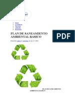 Introducción saneamiento ambiental