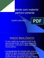 Acidente 20com 20material 20perfuro Cortante. 20aula 1