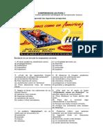 Comprensión Lectora 1-6