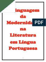 A Linguagem Da Modernidade Na Literatura